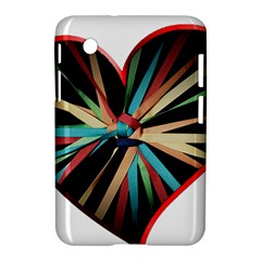 Above & Beyond Samsung Galaxy Tab 2 (7 ) P3100 Hardshell Case  by Onesevenart