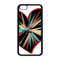 Above & Beyond Apple Iphone 5c Seamless Case (black) by Onesevenart
