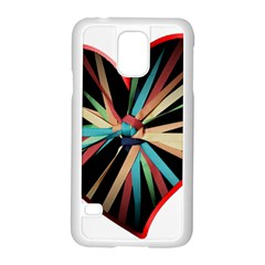 Above & Beyond Samsung Galaxy S5 Case (white) by Onesevenart