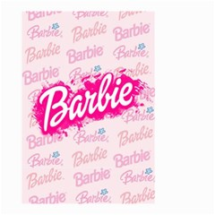 Barbie Pattern Small Garden Flag (two Sides) by Onesevenart
