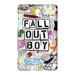 Fall Out Boy Lyric Art Samsung Galaxy Tab S (8 4 ) Hardshell Case  by Onesevenart