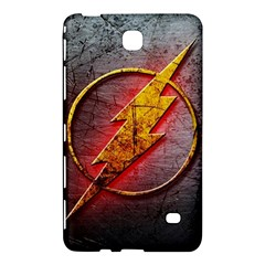 Grunge Flash Logo Samsung Galaxy Tab 4 (8 ) Hardshell Case  by Onesevenart