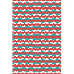 Geometric Waves 5 5  X 8 5  Notebooks by dflcprints