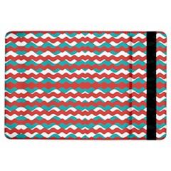 Geometric Waves Ipad Air Flip by dflcprints