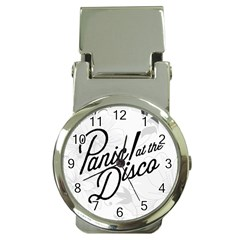 Panic At The Disco Flowers Money Clip Watches by Onesevenart
