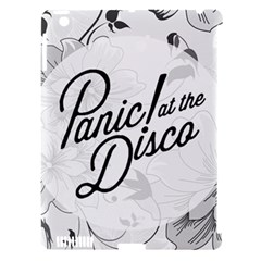 Panic At The Disco Flowers Apple Ipad 3/4 Hardshell Case (compatible With Smart Cover) by Onesevenart