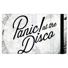 Panic At The Disco Flowers Apple Ipad 3/4 Flip Case by Onesevenart