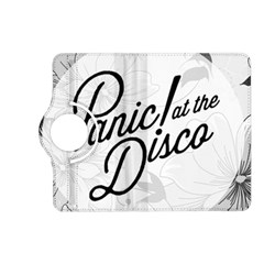 Panic At The Disco Flowers Kindle Fire Hd (2013) Flip 360 Case by Onesevenart