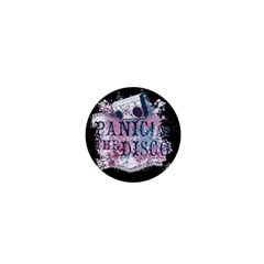 Panic At The Disco Art 1  Mini Buttons by Onesevenart