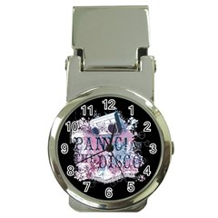 Panic At The Disco Art Money Clip Watches by Onesevenart