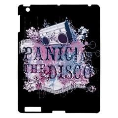 Panic At The Disco Art Apple Ipad 3/4 Hardshell Case by Onesevenart