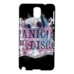Panic At The Disco Art Samsung Galaxy Note 3 N9005 Hardshell Case by Onesevenart