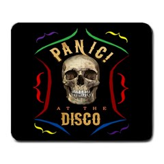Panic At The Disco Poster Large Mousepads by Onesevenart