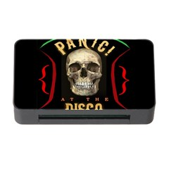 Panic At The Disco Poster Memory Card Reader With Cf by Onesevenart