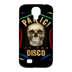 Panic At The Disco Poster Samsung Galaxy S4 Classic Hardshell Case (pc+silicone) by Onesevenart
