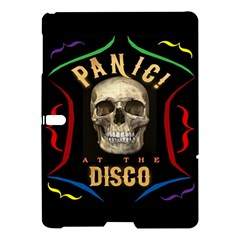 Panic At The Disco Poster Samsung Galaxy Tab S (10.5 ) Hardshell Case  by Onesevenart