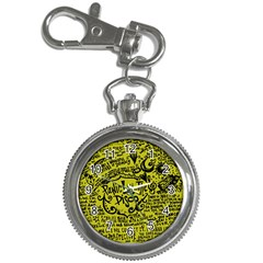 Panic! At The Disco Lyric Quotes Key Chain Watches by Onesevenart