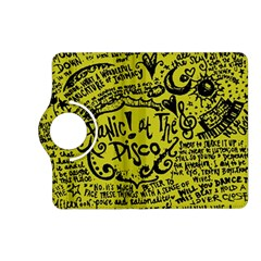 Panic! At The Disco Lyric Quotes Kindle Fire Hd (2013) Flip 360 Case by Onesevenart