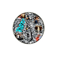 Panic! At The Disco College Hat Clip Ball Marker (10 Pack) by Onesevenart