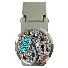 Panic! At The Disco College Money Clip Watches by Onesevenart