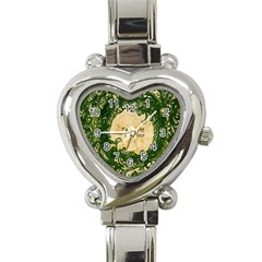 Panic At The Disco Heart Italian Charm Watch by Onesevenart