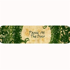 Panic At The Disco Large Bar Mats by Onesevenart