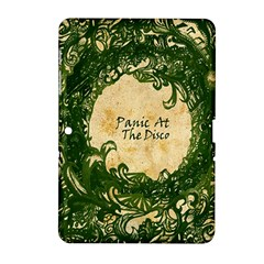 Panic At The Disco Samsung Galaxy Tab 2 (10 1 ) P5100 Hardshell Case  by Onesevenart