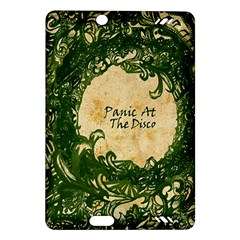 Panic At The Disco Amazon Kindle Fire Hd (2013) Hardshell Case by Onesevenart
