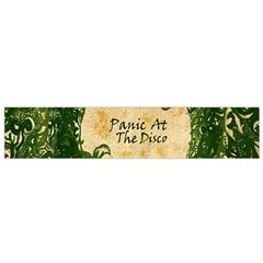 Panic At The Disco Flano Scarf (small) by Onesevenart