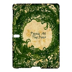 Panic At The Disco Samsung Galaxy Tab S (10 5 ) Hardshell Case  by Onesevenart