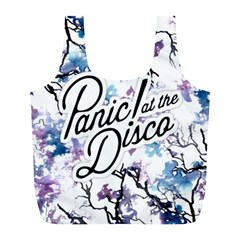 Panic! At The Disco Full Print Recycle Bags (l)  by Onesevenart