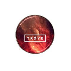 Trxye Galaxy Nebula Hat Clip Ball Marker (10 pack) by Onesevenart