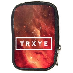 Trxye Galaxy Nebula Compact Camera Cases by Onesevenart