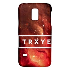 Trxye Galaxy Nebula Galaxy S5 Mini by Onesevenart
