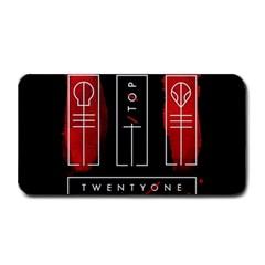 Twenty One Pilots Medium Bar Mats by Onesevenart