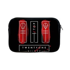 Twenty One Pilots Apple Ipad Mini Zipper Cases by Onesevenart