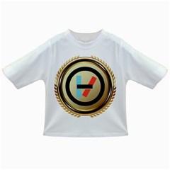 Twenty One Pilots Shield Infant/toddler T Shirts by Onesevenart