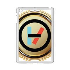 Twenty One Pilots Shield Ipad Mini 2 Enamel Coated Cases by Onesevenart