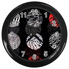 Twenty One Pilots Stressed Out Wall Clocks (black) by Onesevenart