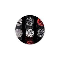 Twenty One Pilots Stressed Out Golf Ball Marker by Onesevenart