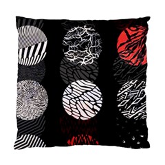 Twenty One Pilots Stressed Out Standard Cushion Case (one Side) by Onesevenart