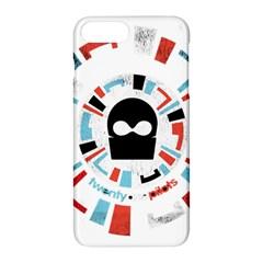 Twenty One Pilots Apple Iphone 7 Plus Hardshell Case by Onesevenart
