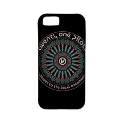 Twenty One Pilots Power To The Local Dreamder Apple Iphone 5 Classic Hardshell Case (pc+silicone) by Onesevenart