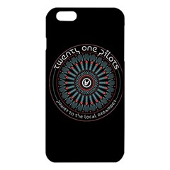 Twenty One Pilots Power To The Local Dreamder Iphone 6 Plus/6s Plus Tpu Case by Onesevenart