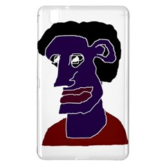 Man Portrait Caricature Samsung Galaxy Tab Pro 8 4 Hardshell Case by dflcprints