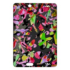 Playful Pother Amazon Kindle Fire Hd (2013) Hardshell Case by Valentinaart