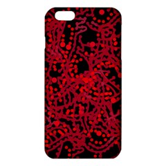 Red Emotion Iphone 6 Plus/6s Plus Tpu Case by Valentinaart
