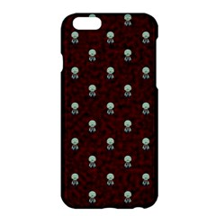 Bloody Cute Zombie Apple iPhone 6 Plus/6S Plus Hardshell Case by AnjaniArt