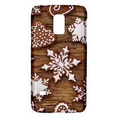 Christmas Cookies Galaxy S5 Mini by AnjaniArt