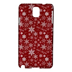 Christmas Day Samsung Galaxy Note 3 N9005 Hardshell Case by AnjaniArt